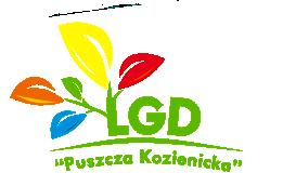 Logo LGD Puszcza Kozienicka