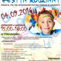 Festyn Rodzinny w Łękawicy
