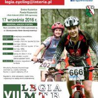 VII MTB Legia Maraton