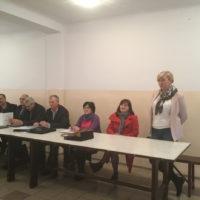 Spotkanie konsultacyjne z mieszkańcami Ryczywołu