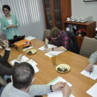 Szkolenie dla beneficjentów z zakresu podejmowania działalności gospodarczej – 27.04