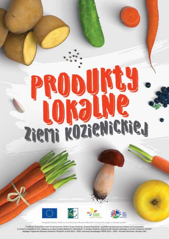 Produkty lokalne Ziemi Kozienickiej