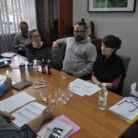 Szkolenie dla beneficjentów z zakresu podejmowania działalności gospodarczej