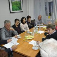 Posiedzenie Rady LGD