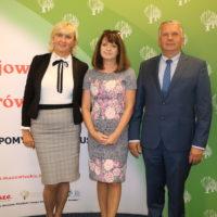 """LGD """"Puszcza Kozienicka"""" prezentowała swoje osiągnięcia i dorobek 10 lat pracy na XII Mazowieckim Kongresie Rozwoju Obszarów Wiejskich!"""