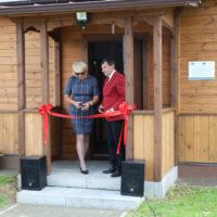 """Wyremontowana świetlica wiejska w Kępicach ( gmina Sieciechów) to kolejny projekt sfinansowany ze środków LGD """"Puszcza Kozienicka"""" oddany do użytku"""