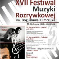 XVII Festiwal Muzyki Rozrywkowej im. Bogusława Klimczuka