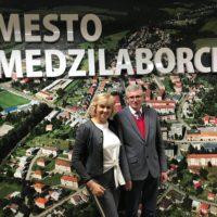 """LGD """"Puszcza Kozienicka"""" z wizytą studyjną w Medzilaborce –     Słowackiego partnera międzynarodowego projektu współpracy """"Multicel"""""""